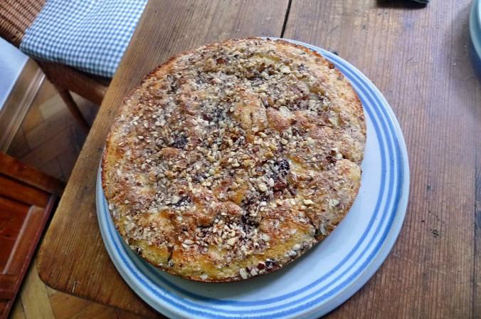 Buttermilchkuchen mit Kirschen-27.7.14   (6)