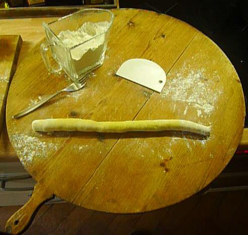 Gnocchi mit Tomatensoße-31.8.14   (10)