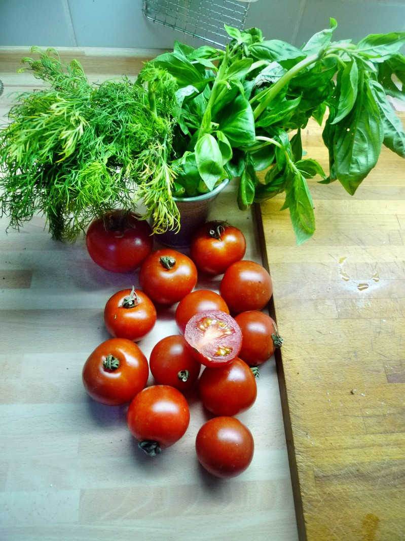 Gnocchi mit Tomatensoße-31.8.14   (16)
