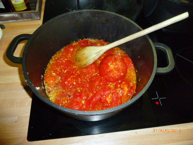 Gnocchi mit Tomatensoße-31.8.14   (22)