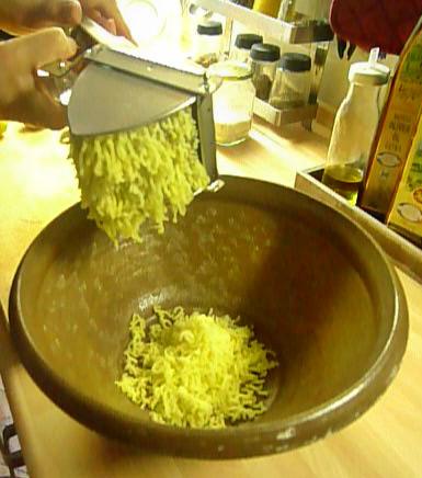 Gnocchi mit Tomatensoße-31.8.14   (3)