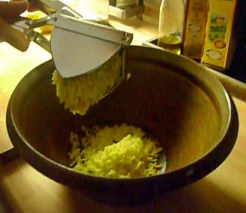 Gnocchi mit Tomatensoße-31.8.14   (4)