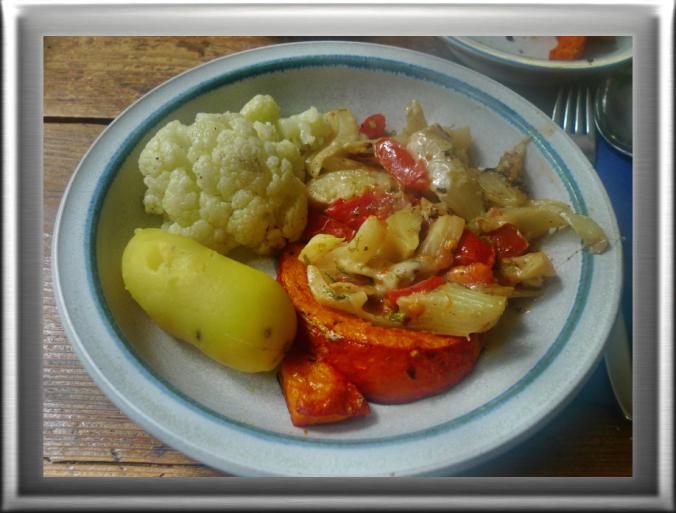 Bilderrahmen- (Fenchelgemüse-Hokkaido-Blumenkohlsalat-Kartoffeln- 22.10.14   (19))