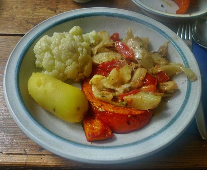 Fenchelgemüse-Hokkaido-Blumenkohlsalat-Kartoffeln- 22.10.14   (19)
