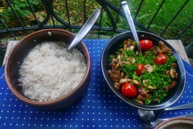 Gemüsepfanne-Reis-Champignon - 13.10.14   (14)