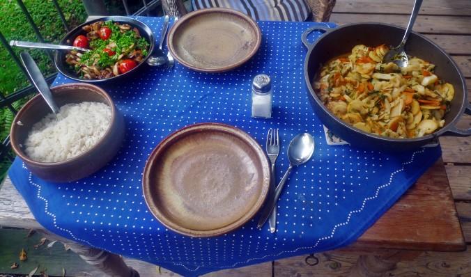 Gemüsepfanne-Reis-Champignon - 13.10.14   (15)