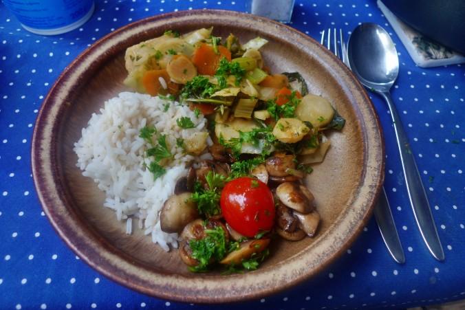 Gemüsepfanne-Reis-Champignon - 13.10.14   (17)