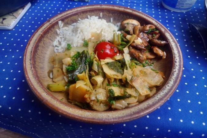 Gemüsepfanne-Reis-Champignon - 13.10.14   (20)