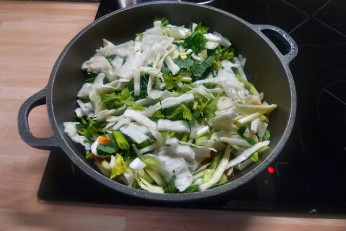 Gemüsepfanne-Reis-Champignon - 13.10.14   (6)