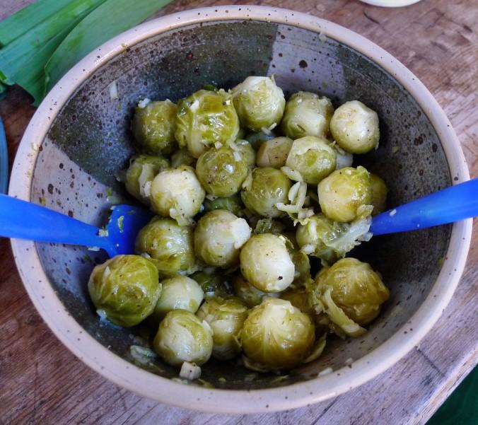 Seelachs,Salate,Kartoffeln -29.10.14   (8)