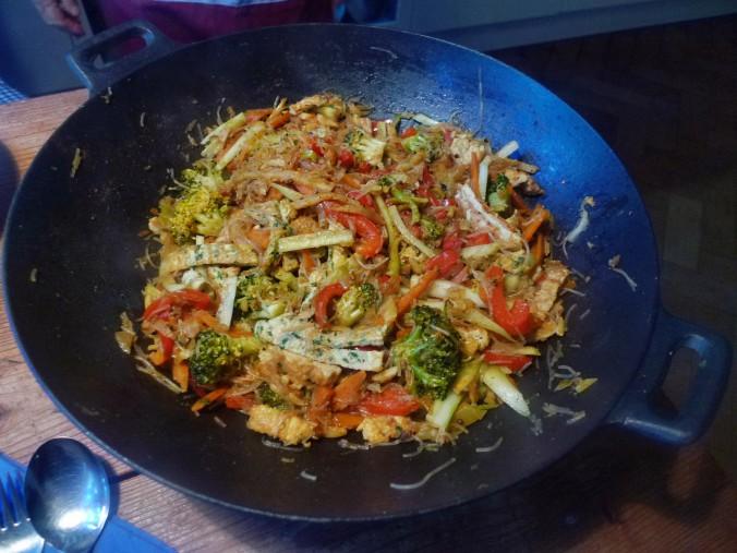 Wokgemüse mit Omlette - 23.11.14   (31)