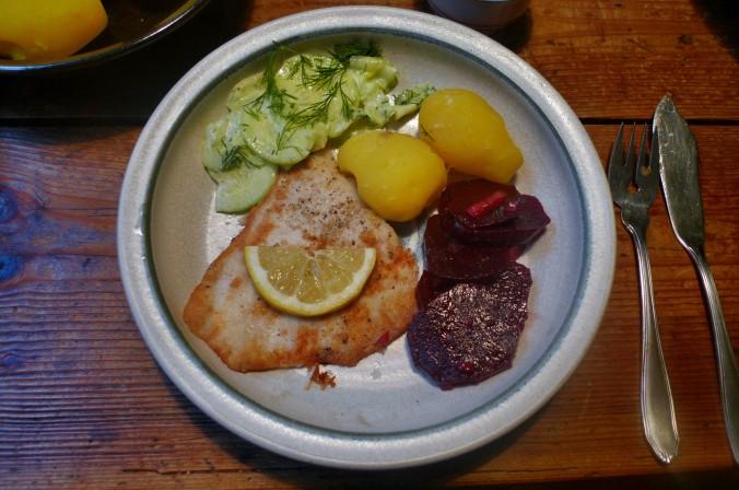Schollenfilet,Salate,Kartoffeln-16.12.14   (10)