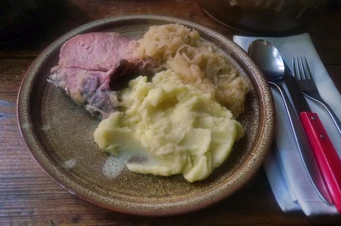 Sauerkeaut-Kartoffelbrei -18.1.15   (10)