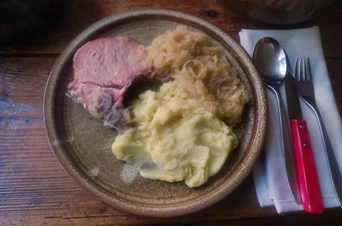 Sauerkeaut-Kartoffelbrei -18.1.15   (9)