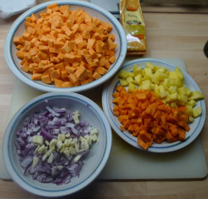 Süßkartoffel Curry mit Limette -29.1.15 (7)