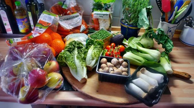 Obst und Gemüse Einkauf - 25.2.15   (2)