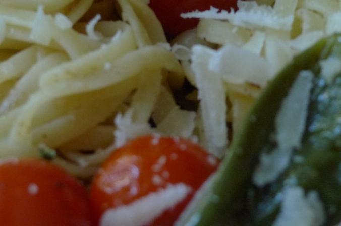 Pimientos(Bratpaprika)Tomaten,Linguini -7.1.15  (13)