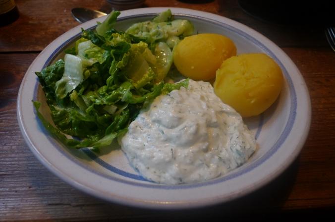 Quark,Kartoffeln,Salat,Dessert  -  22.2.15   (7)