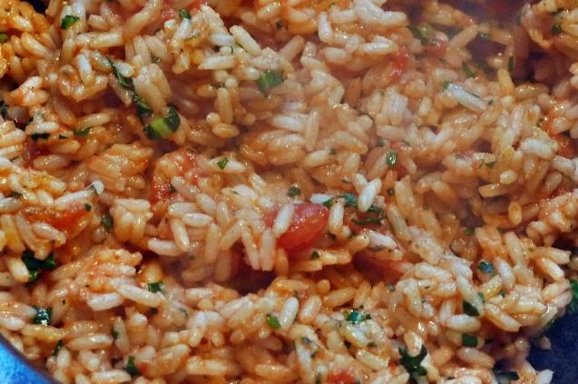 Rote betegemüse,gebratener Reis,Joghurtdip,Kohlrabisalat - 27.3.15   (11)