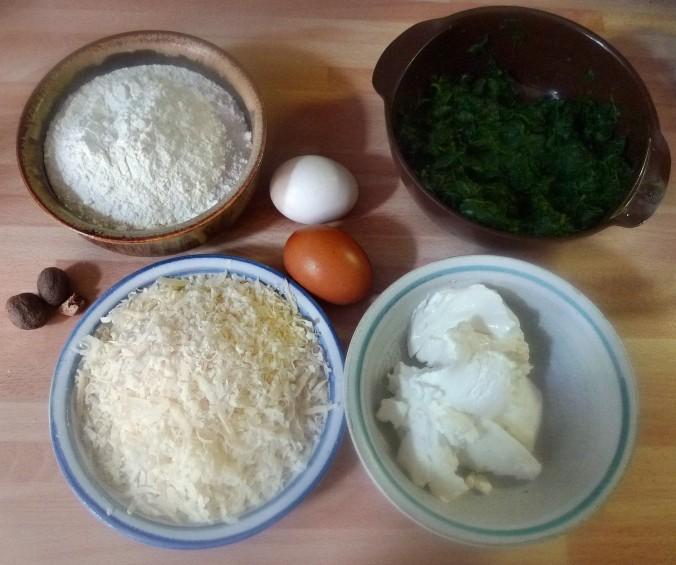 Spinat,Ricotta,Gnocchis,überbacken - 1.4.15   (6)