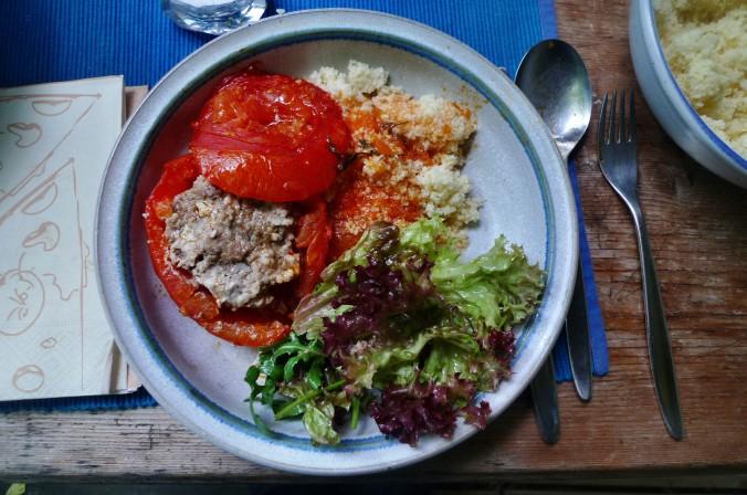 Fefüllte Tomaten,Couscous - 22.5.15   (10)