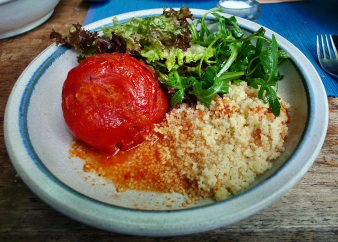 Fefüllte Tomaten,Couscous - 22.5.15   (13)