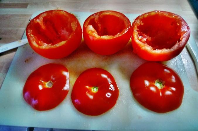 Fefüllte Tomaten,Couscous - 22.5.15   (3)