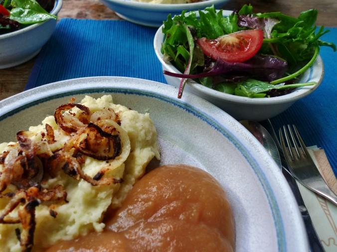 Kartoffelbrei,Apfelmus - 21.5.15   (11)