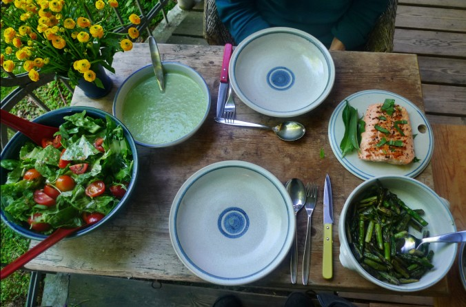 Lachs,Spargel,Dip,Salat,Kartoffel -10.5.15   (10)