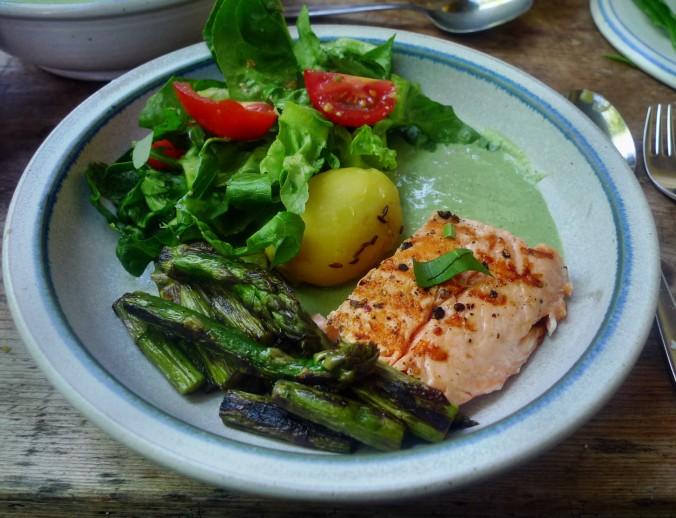 Lachs,Spargel,Dip,Salat,Kartoffel -10.5.15   (14)