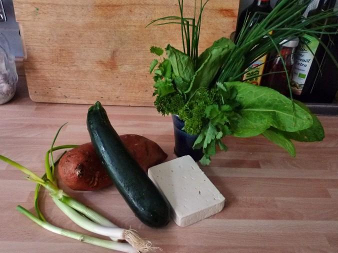 Süßkartoffel Gratin-Fetacreme -18.5.15   (1)