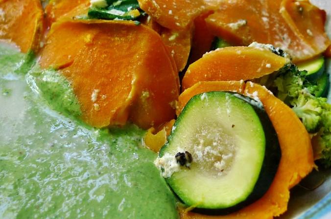 Süßkartoffel Gratin-Fetacreme -18.5.15   (14)