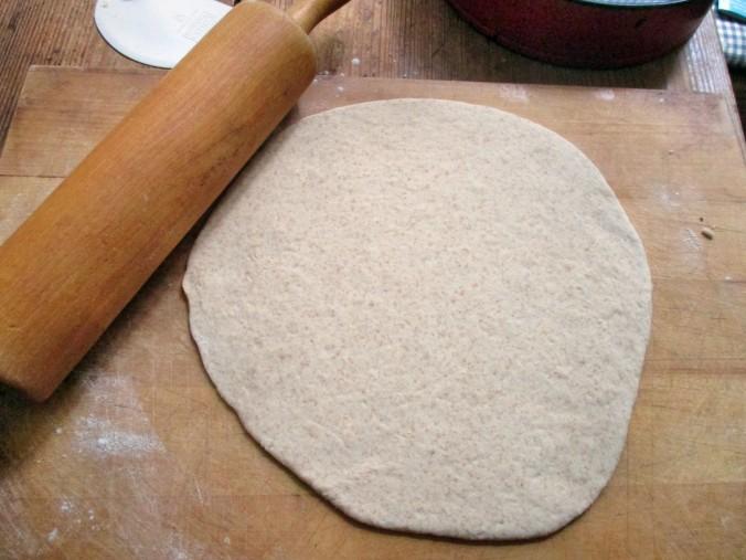 Spinatpizza -29.6.15 (7)