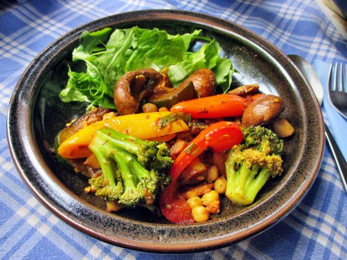 Asiatische Gemüsepfanne - 28.7.15   (12)