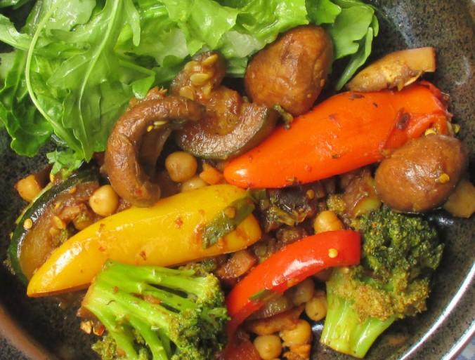 Asiatische Gemüsepfanne - 28.7.15   (15)