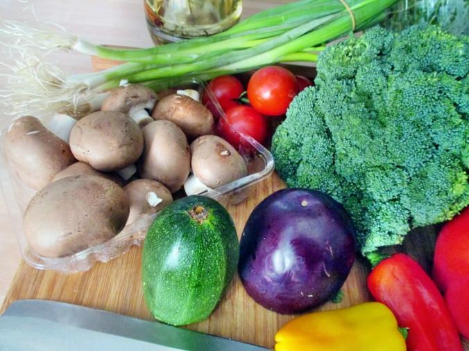 Asiatische Gemüsepfanne - 28.7.15   (4)
