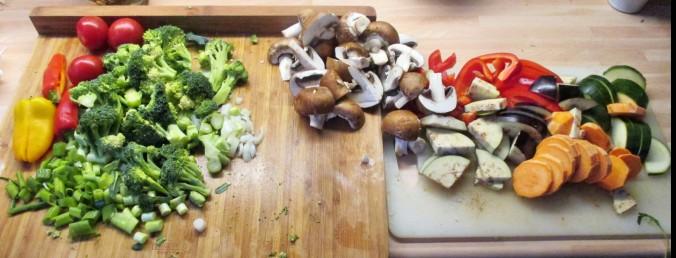 Asiatische Gemüsepfanne - 28.7.15   (5)