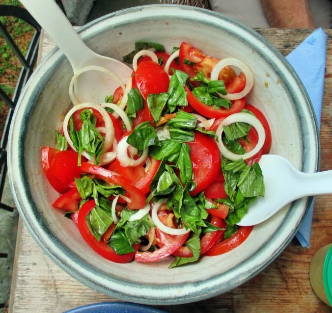 Frikadellen,Kartoffeln,Tomatensalat - 24.7.15   (5)