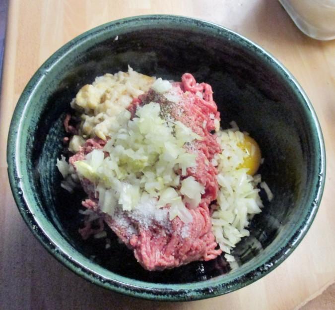 Frikadellen,Kartoffeln,Tomatensalat - 24.7.15   (8)