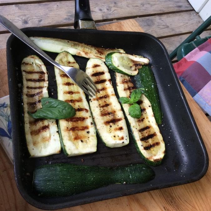 Forelle,Salat,Zucchini -25.8.15   (7)