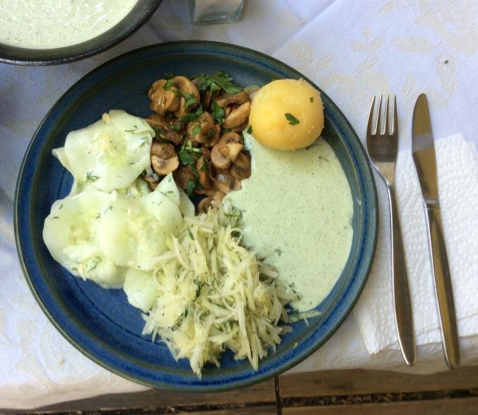 Pilze,Salate - 23.8.15   (1)