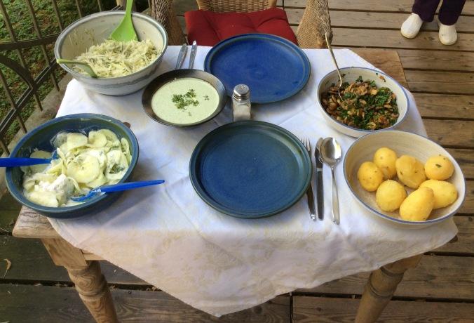 Pilze,Salate - 23.8.15 -  (10)
