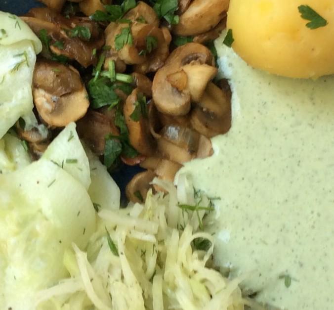 Pilze,Salate - 23.8.15 -  (12)