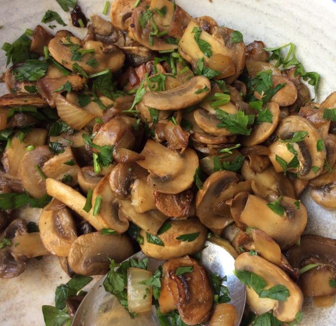 Pilze,Salate - 23.8.15 -  (8)