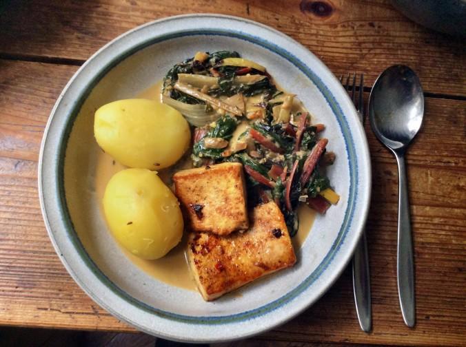 Mangold-Tofu-Kartoffeln -15.9.15 (9)