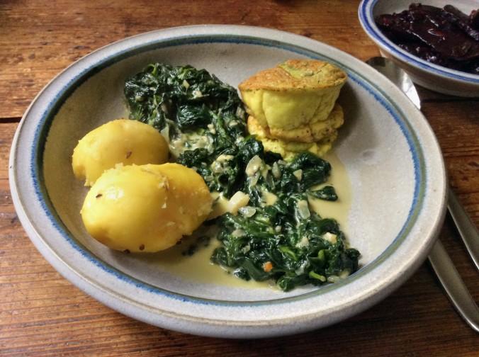 Spinat,Ei,Kartoffeln  - 22-9-15   (12)