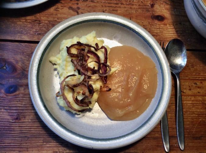 Kartoffelbrei,Apfelmus - 5.10.15   (5)