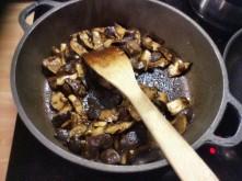 Maronen,Sinat mit Rührei,Kartoffeln - 25.10.15 (2)
