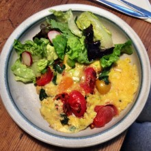 Frittata,Salat,Dessert - 15.11.15 (12)