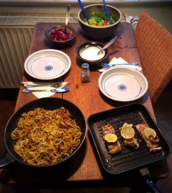 Kabeljau,Kartoffeln,Rote Bete - 20.11.15   (10)